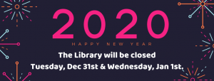 New Year's Closures