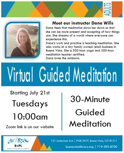 Virtual Guided Meditation