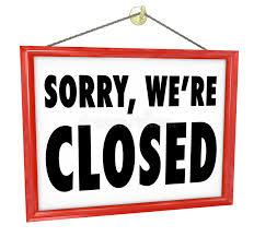 Closed- Veterans Day