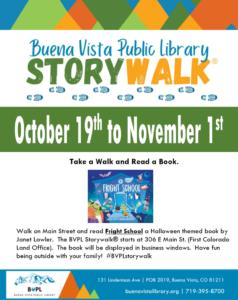 Storywalk® @ Downtown Buena Vista   Buena Vista   Colorado   United States